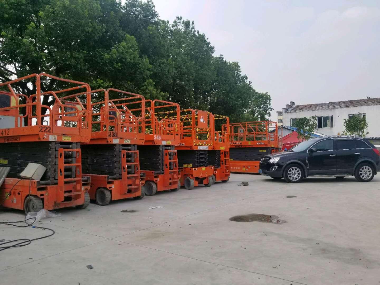 连云港高空作业车租赁欢迎来电 信息推荐「无锡中亨富机械租赁供应」