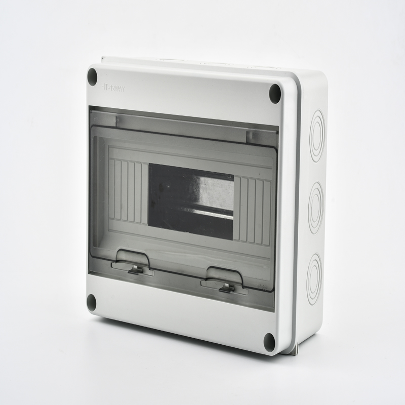 石家庄塑料透明配电箱,配电箱