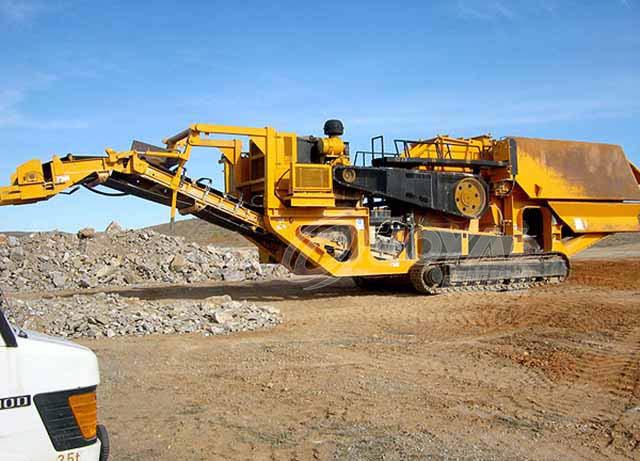 轮式洗砂机厂家「上海卓亚矿山机械供应」