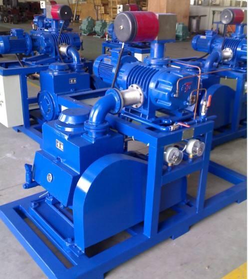 烟台四级气冷罗茨泵装置「沃德供应」
