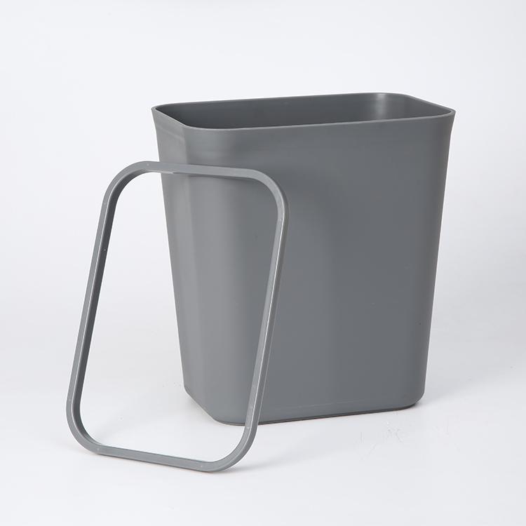 小型无盖式垃圾桶哪家好 有口皆碑「浙江弘元塑业供应」