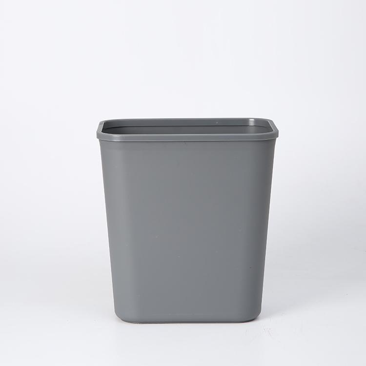 山東單體無蓋式垃圾桶廠家報價