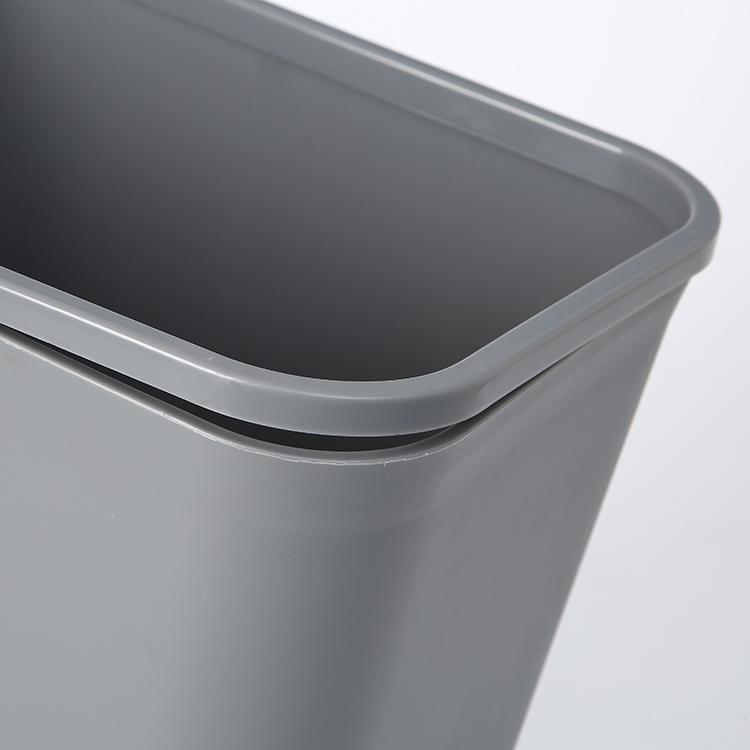 山东知名无盖式垃圾桶哪家专业 铸造辉煌「浙江弘元塑业供应」