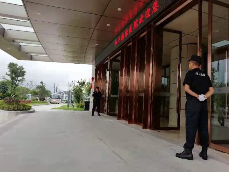 形象岗保安值得推荐 诚信互利「浙江敬业保安服务供应」