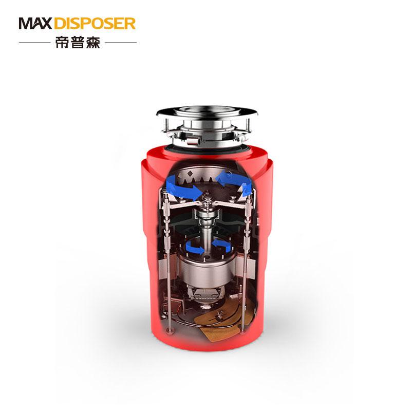 深圳知名食物垃圾处理器加盟 欢迎来电 帝普森垃圾处理器供应