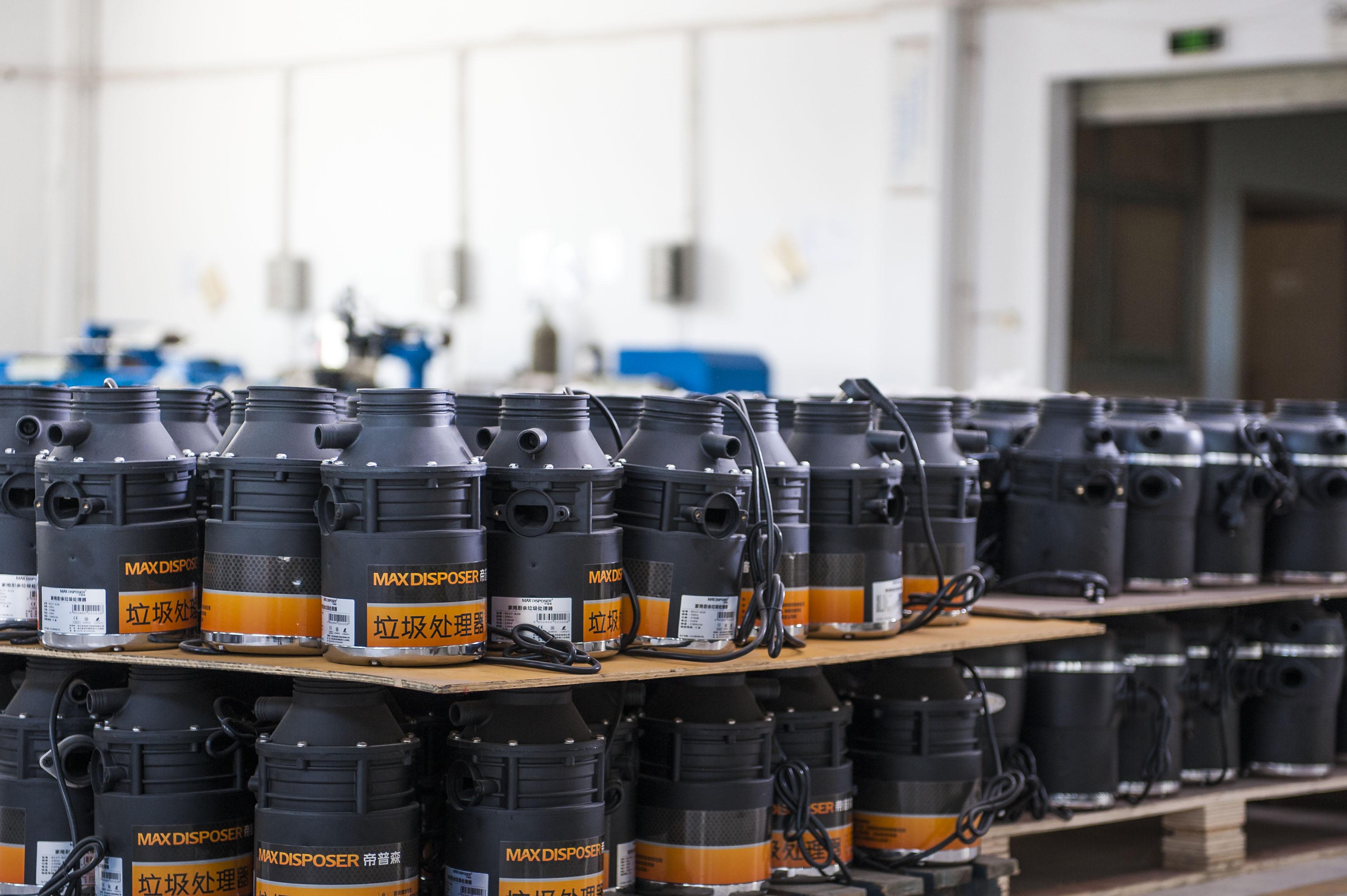 南宁食物垃圾处理器10大品牌 贴心服务 帝普森垃圾处理器供应