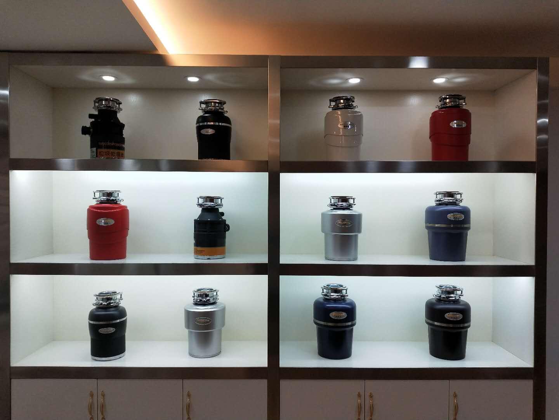 深圳專業垃圾處理器10大品牌 誠信經營 浙江潤尚廚衛科技供應