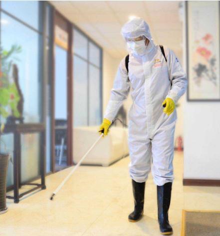 兰州威科有害生物控制工程有限公司