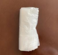 固原白色塑料袋批发 榆中张华塑料编织供应