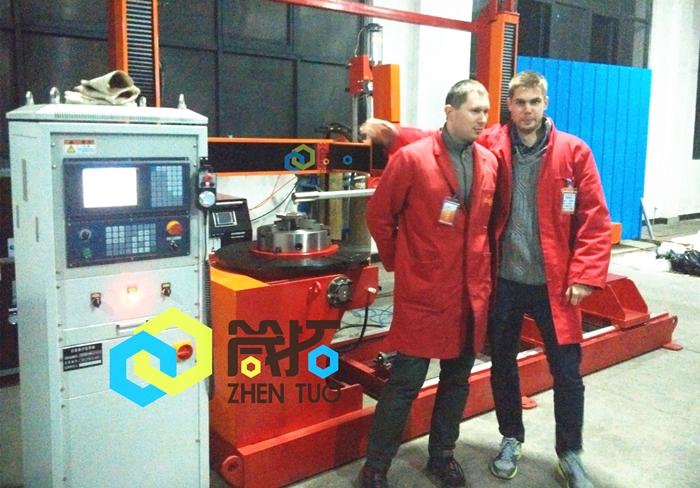 温州阀体堆焊原理 箴拓自动化设备供应