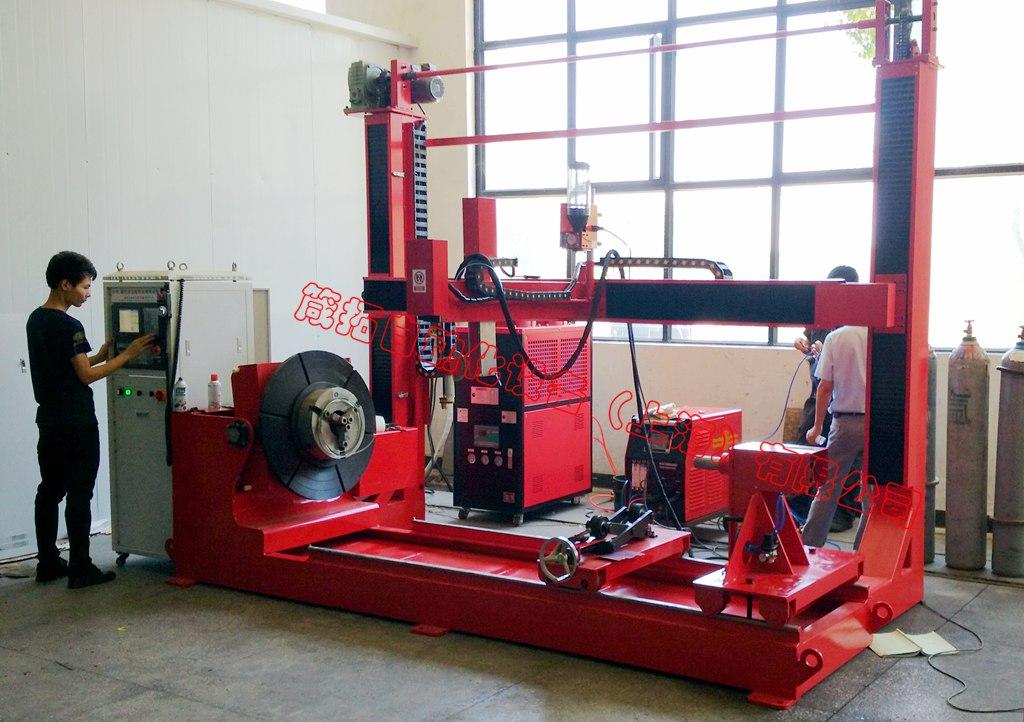 自动堆焊技术,堆焊