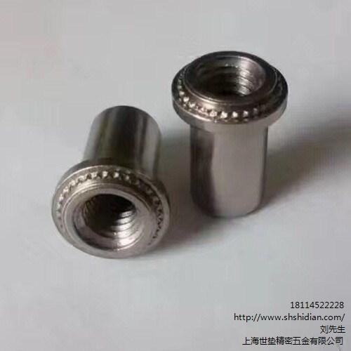 上海不锈钢防水螺母
