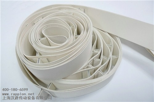 沈阳纺织空管输送带 空管输送带厂家 高性能空管输送带 汉唐供
