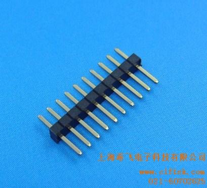 1.27mm直插排针 排针图片 上海排针厂家 希飞供