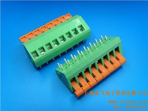 杰特弹簧式接线端子 常应用于电子轻工业 杰特端子代理 希飞供