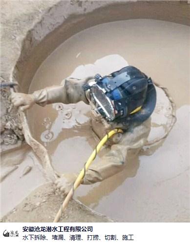 温州专业潜水封堵 值得信赖「安徽省沧龙潜水工程供应」