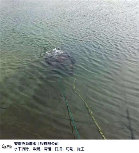 江苏污水水下封堵电话 推荐咨询 安徽省沧龙潜水工程供应