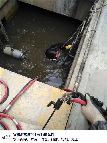 温州水下救援 欢迎来电 安徽省沧龙潜水工程供应