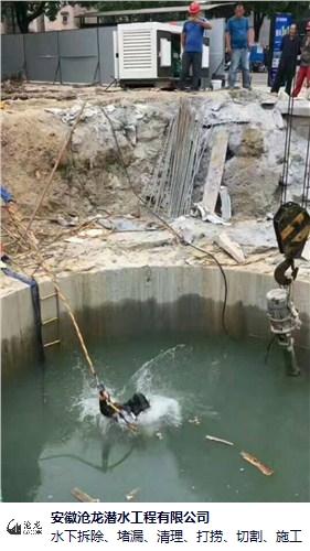 河北水下救援 卓越服务 安徽省沧龙潜水工程供应