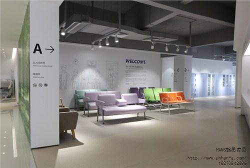 上海医院候诊区家具沙发候诊椅直销