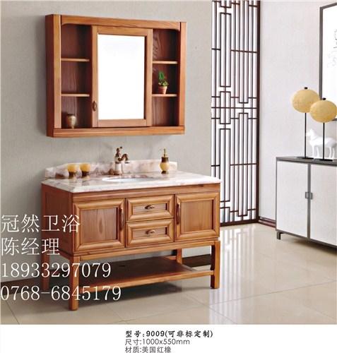 广东橡木浴室柜厂家教你选购有技巧