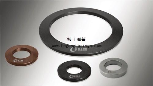销售上海法兰垫圈材质价格核工供法兰弹簧垫圈蝶型法兰面垫圈