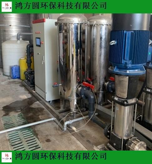 山东学校变频恒压供水设备性价比高 有口皆碑 山东鸿方圆环保科技供应