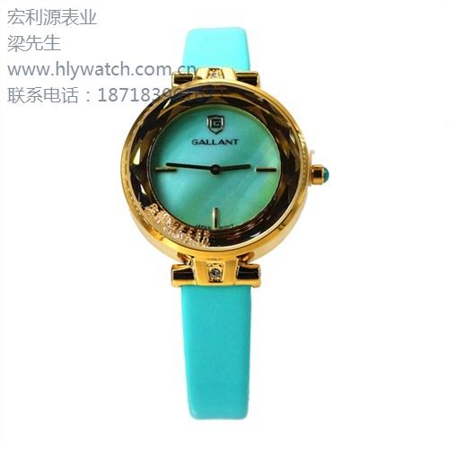 高端手表定制 礼品手表定制厂 时尚手表定制厂家 宏利源供