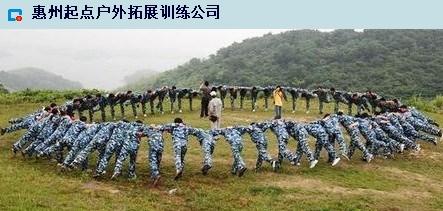 梅州拓展训练哪家强 惠州市起点企业管理咨询供应