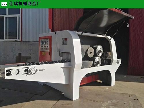 山東立式圓木多片鋸廠家供應 任縣佳瑞機械供應