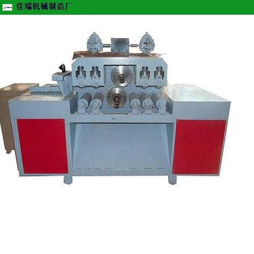 山东半自动方木多片锯视频 优质推荐 任县佳瑞机械供应