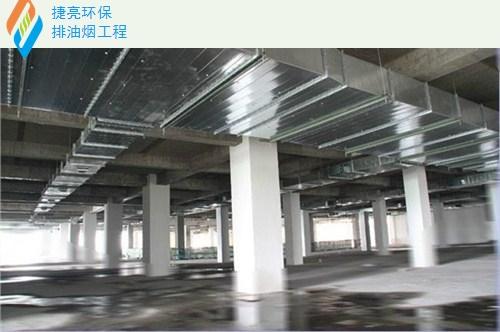 广西餐饮油烟净化器整改 欢迎咨询 广西捷亮环保工程供应