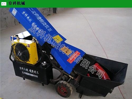 江蘇斜式二次構造柱泵銷售廠家 優質推薦 邢臺京科機械制造供應