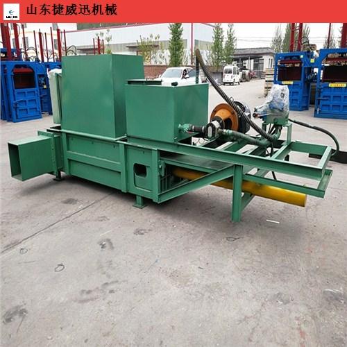 福建玉米青储打包机多少钱 山东捷威迅机械设备供应