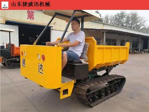 湖南专用履带运输车哪家好 山东捷威迅机械设备供应