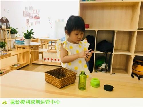 北京专业蒙台梭利培训机构,蒙台梭利