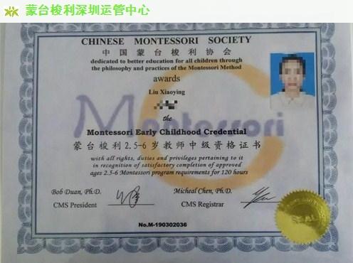 罗湖区蒙特梭利怎么教蒙台梭利证书在家学习,怎么教蒙台梭利证书