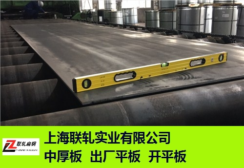 浙江供应SS400出厂平板规格齐全 欢迎来电 上海联轧实业供应