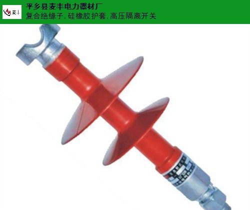 黑龙江抗震性复合针式绝缘子 创新服务 平乡县麦丰电力器材供应