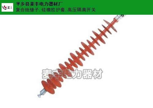 辽宁35KV复合悬式绝缘子制造厂家 平乡县麦丰电力器材供应