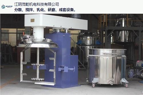 立式SDF400实验室分散机推荐厂家 值得信赖 江阴茂乾机电科技供应