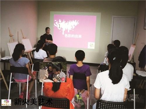 宁波中高端水粉培训 创新服务「宁波新央美艺术特长培训供应」