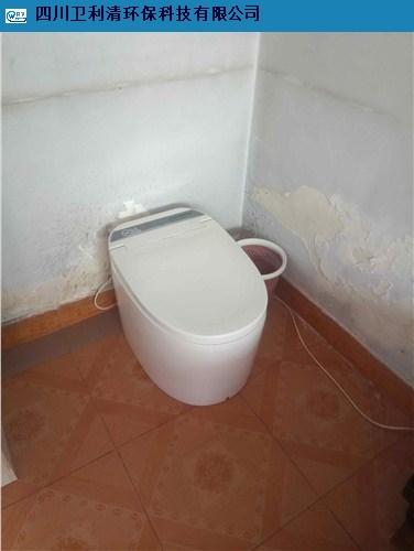 上海生物可降解坐便器厕所厂家,厕所