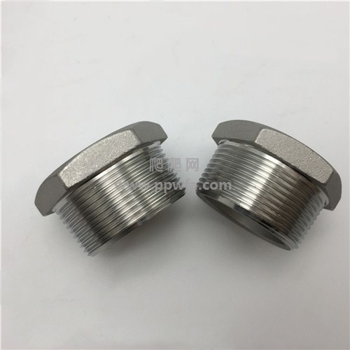 304不锈钢 螺纹管件