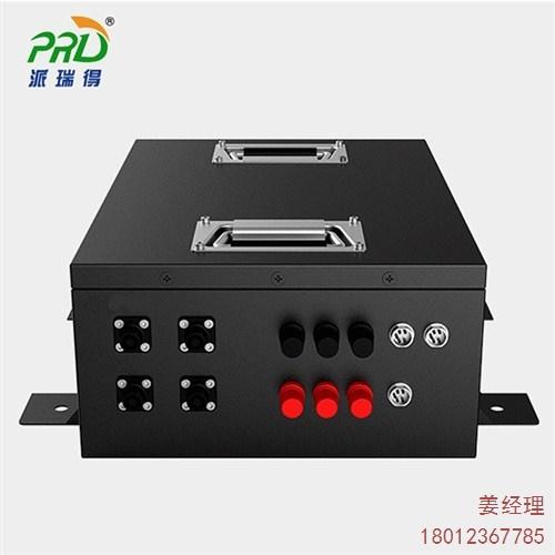 工业锂电池 销售AGV小车工业锂电池48V 50AH 派瑞得供