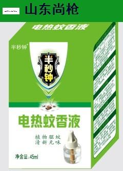 郑州电热蚊香液哪个品牌好 欢迎咨询「山东尚枪日用品供应」