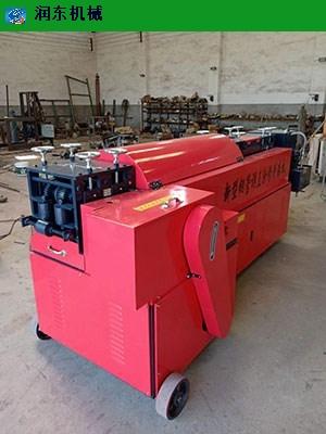 福建大棚管钢管调直除锈刷漆一体机生产厂家 邢台市润东机械制造供应