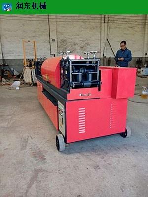 安徽新型钢管调直除锈刷漆一体机销售电话 邢台市润东机械制造供应