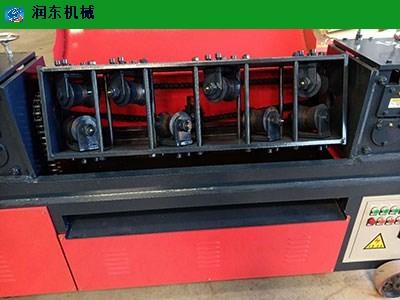 江蘇鋼管調直除銹一體機銷售價格 邢臺市潤東機械制造供應