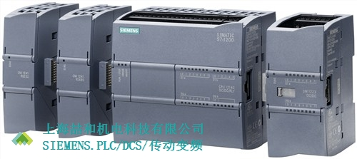 江西销售原装西门子CPU 1214C品质售后无忧 上海喆和机电科技供应